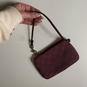 free with purchase! Coach Coin Purse